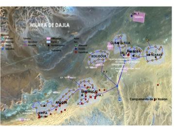 Abastecimiento en Dajla
